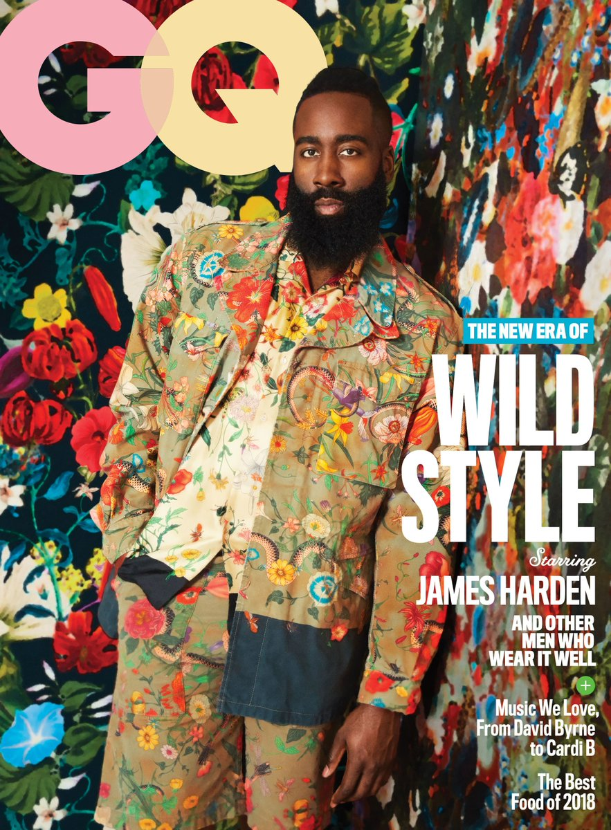 Presenting GQs newest cover star: @JHarden13, photographed by Erik Madigan Heck gq.mn/7uFwiJ8