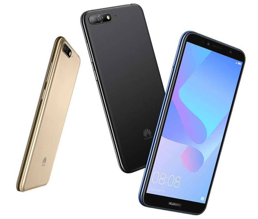 Huawei Y6 (2018) the Cheapest Smartphone