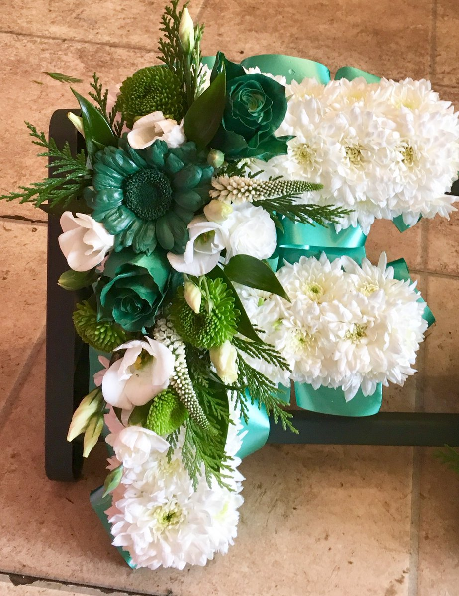 Bouquet boutique on twitter bespoke funeral florist say goodbye in bouquet boutique on twitter bespoke funeral florist say goodbye in your own unique wayany name or colour available bouquetboutiqueliverpool izmirmasajfo
