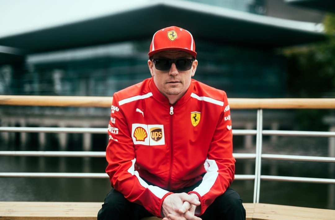 Räikkönen: This track is completely different