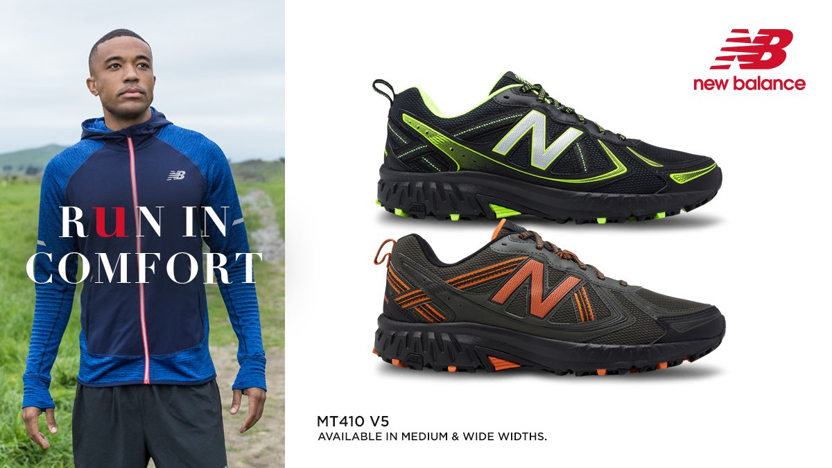 newbalance MT410 V5 keeps your feet