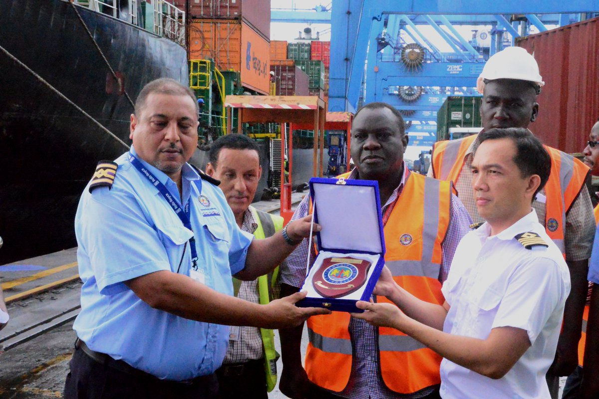 Kenya Ports on Twitter: