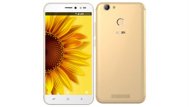 Intex Uday Launched in 7999 Rupees with 3GB RAM and 13 MP Camera