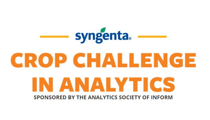 2020 Crop Challenge in Analytics