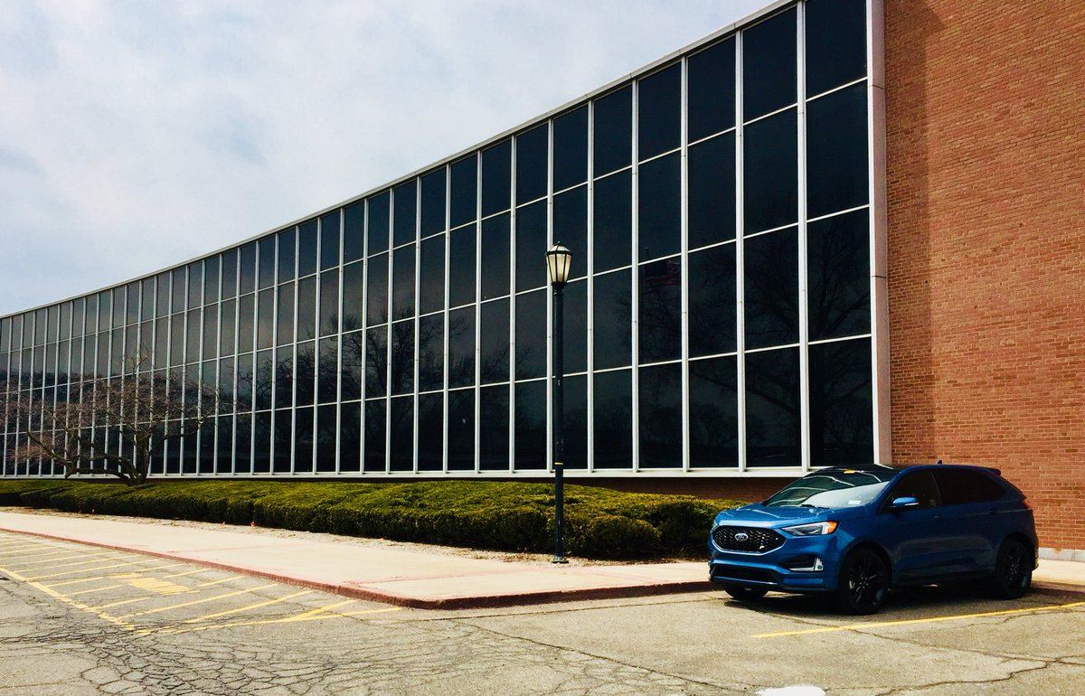 ford product development center