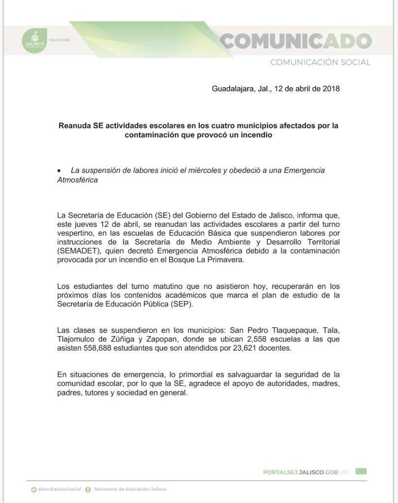 Secretaría Educación (@SecEducacionJal) | Twitter