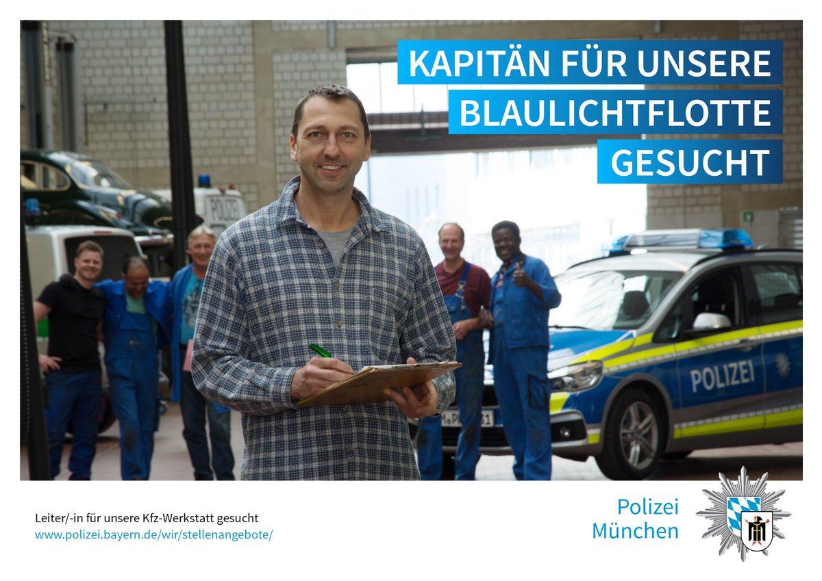 Polizei München PolizeiMuenchen