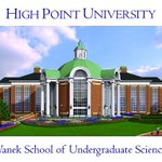 Major milestones happening @HighPointU today: Groundbreaking Ceremony for the Wanek School of Undergraduate Sciences (4 p.m.) and the 10th Anniversary Celebration for the Nido R. Qubein School of Communication (5 p.m.). Hope to see you there!