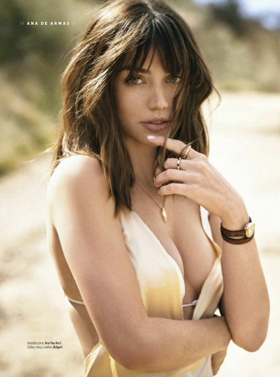 """Ana De Armas Hot Pics hot girls daily! on twitter: """"rt if you want to cum all over"""