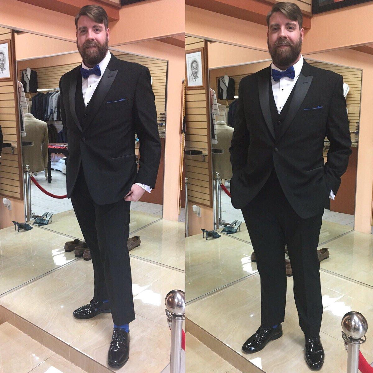Suitsupply tuxedo rental