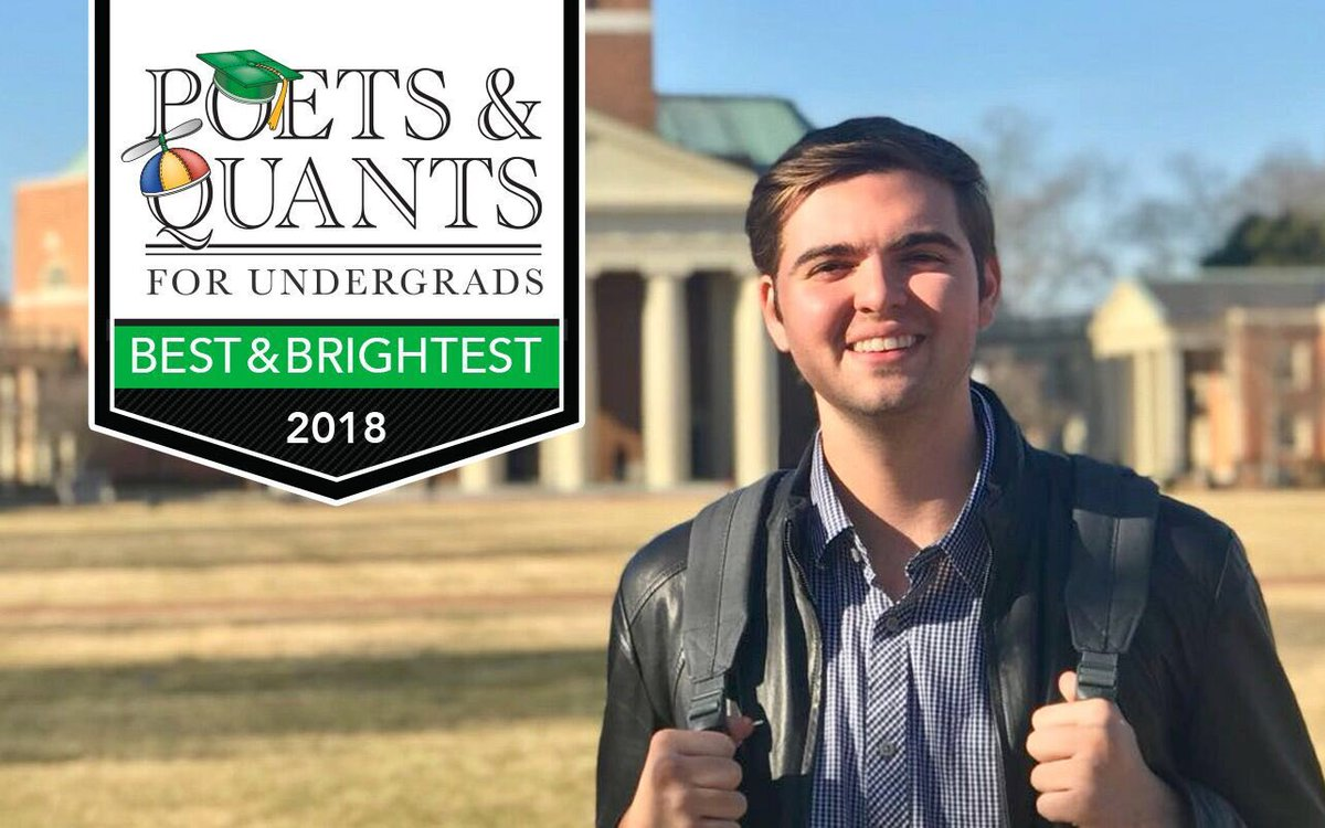 RT @WakeForestBiz: Congrats Jorge! Selected one of @PoetsAndQuants best and brightest! https://t.co/6SxjokiIpK #bizdeacs #wakeforest