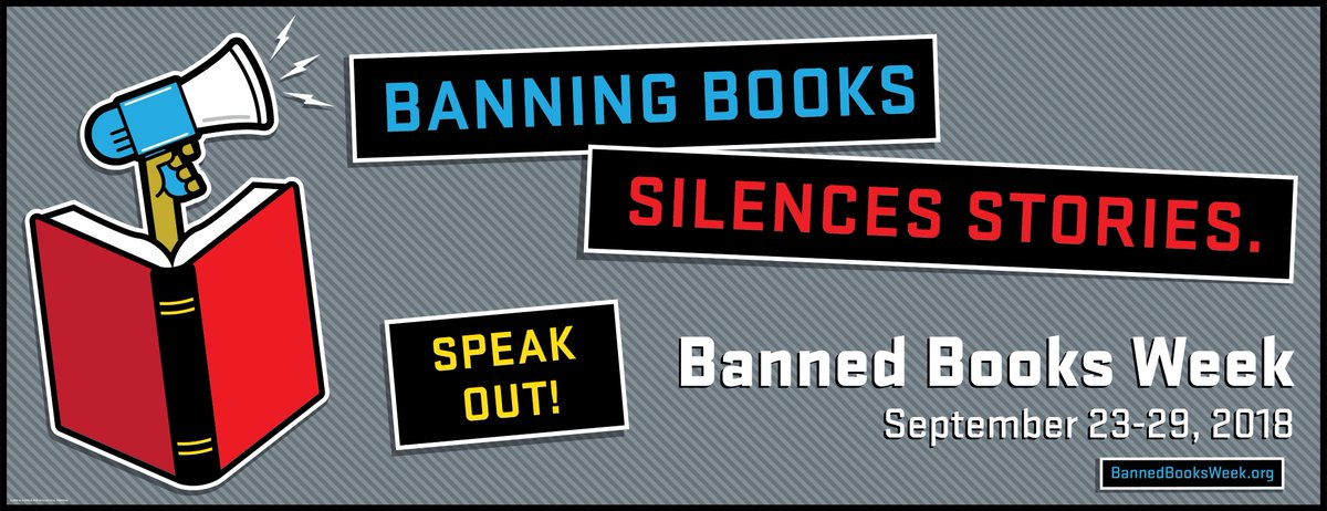 banned books For almost 100 years, the aclu has worked to defend and preserve the individual rights and liberties guaranteed by the constitution and laws of the united states.
