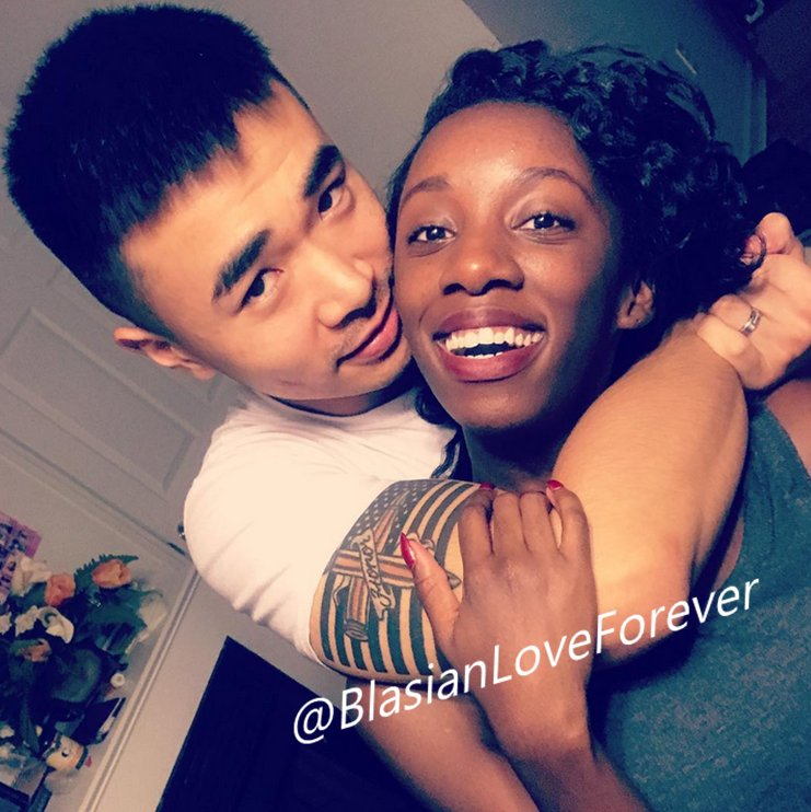how to delete blasian love forever account
