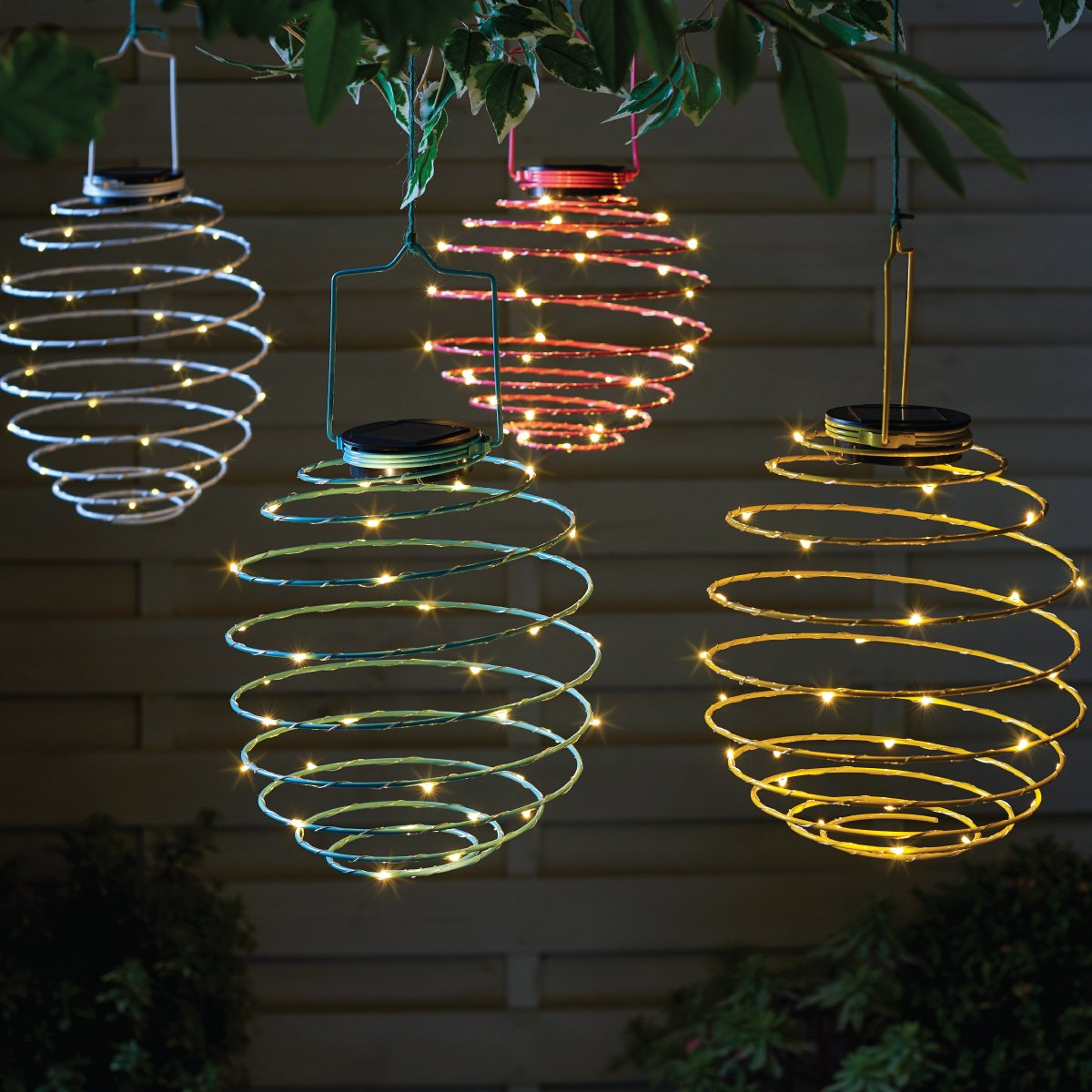 Fairy Lights To Solar Lamps Outdoor