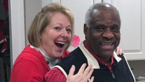 Clarence Thomas' wife says Jews 'gave up their firearms to Hitler'  http://www. jewishledger.com/2018/04/claren ce-thomas-wife-says-jews-gave-firearms-hitler/ &nbsp; …  #clarencethomas #Holocaust #LedgerBrief<br>http://pic.twitter.com/xuHMGFC8tA