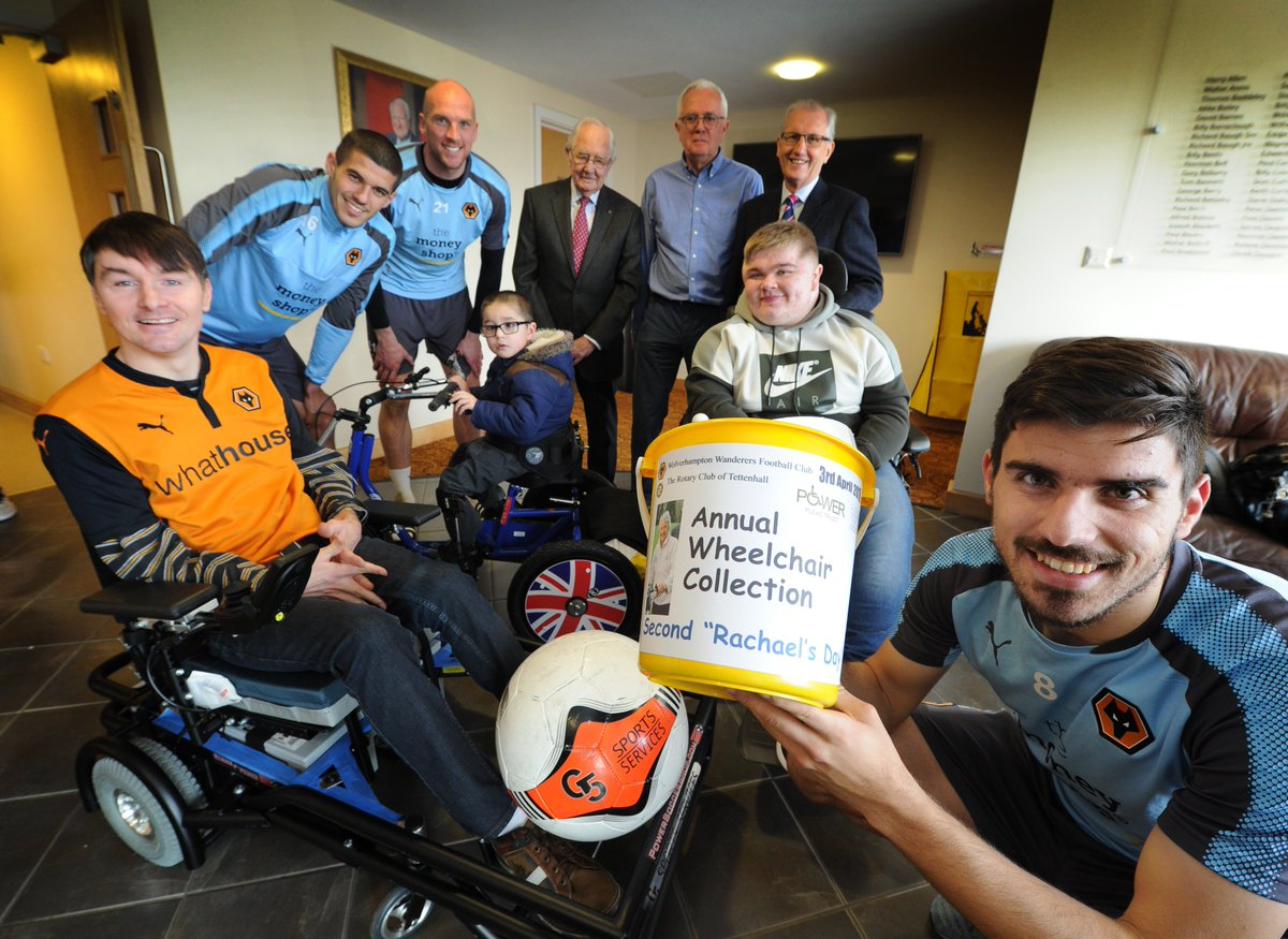 A big thank you to supporters who attended the @HullCity game last week. Your generous donations helped to raise £2,505 for the @PowerPleas wheelchair charity. If you missed the collection, you can donate via the link below.   📝👇 goldengiving.com/charity/search…