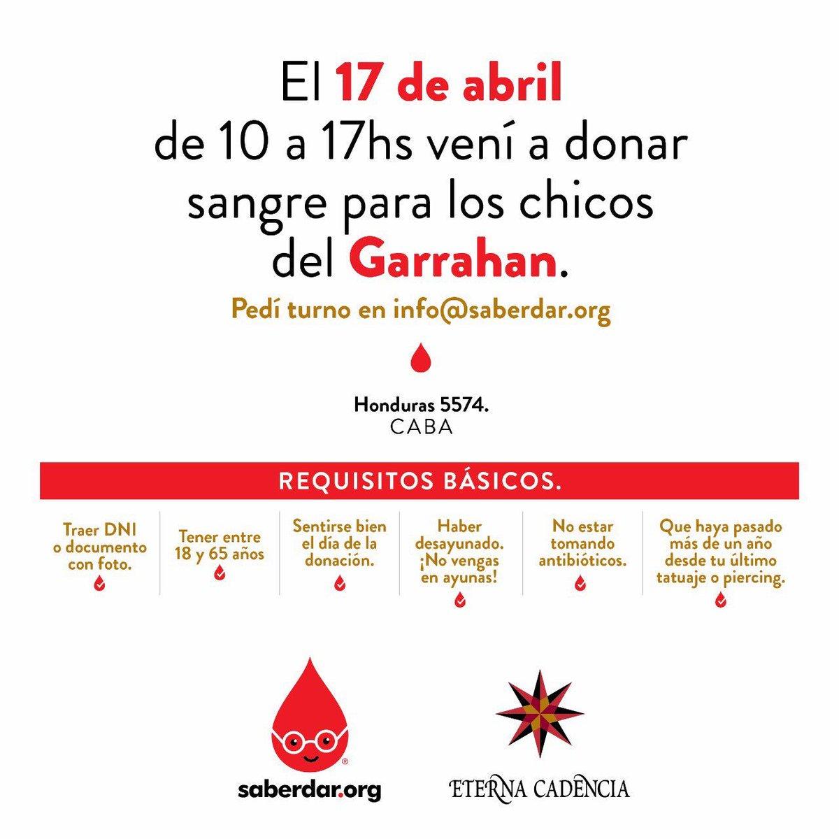 por que es importante donar sangre