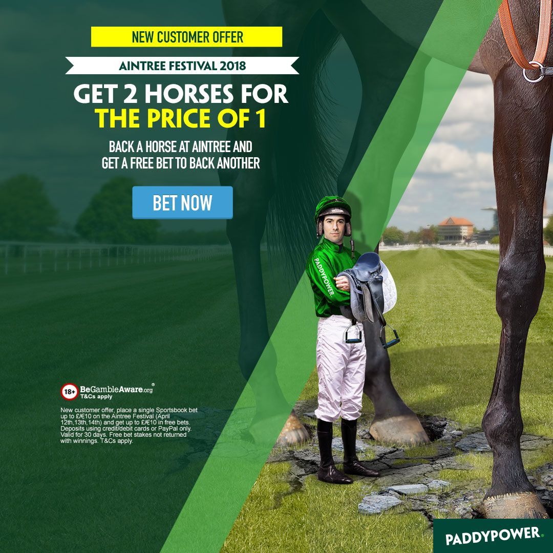 PaddyPower Betting Bonus