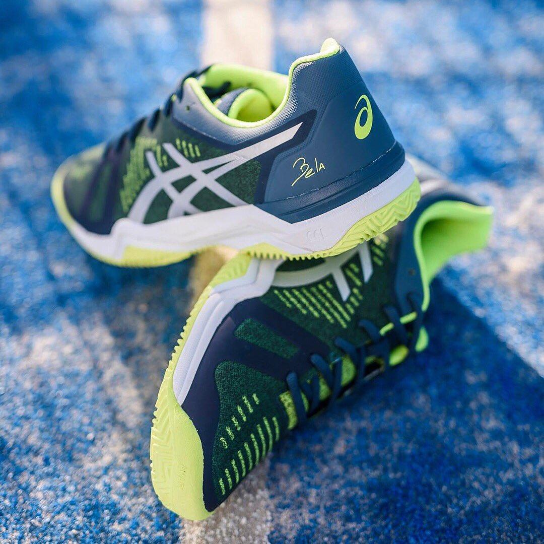 a7d9add9c41 https   www.5sets.es es zapatillas-tenis-y-padel-asics 916-zapatillas-asics- gel-bela-6-sg-4549846705671.html …  padel  pádel  asics  bela  5sets ...