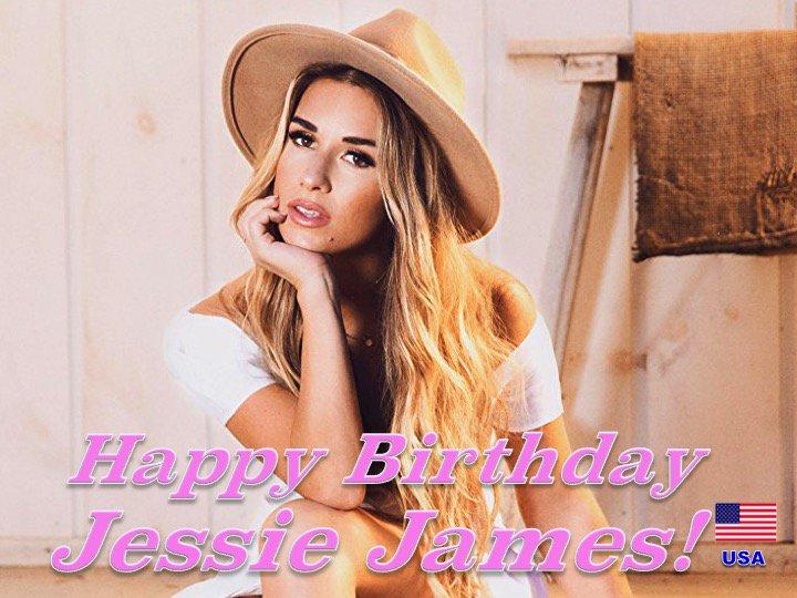 Happy 30th Birthday #JessieJames! @JessieJDecker ❤️🇺🇸🎶🎤🎂🎉🎁🎈💐🌟💫🎇