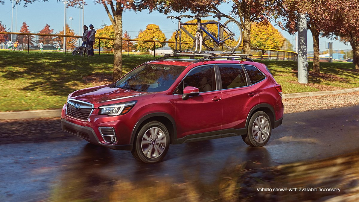 Subaru On Twitter Introducing The All New 2019 Subaru Forester