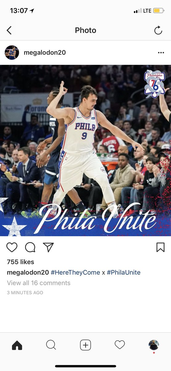 Dario's first IG post!!!