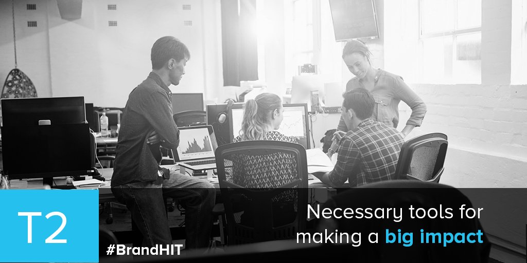 T2: What digital marketing tools are making the biggest impact in your daily operations? #BrandHIT <br>http://pic.twitter.com/OVI2hW8mY3