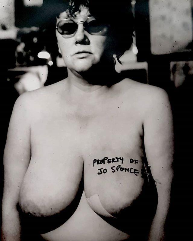 #JoSpence #PropertyOfJoSpence @richardsaltoungallery #photo @miartmilano #feminism #feministart https://t.co/EjD121jXYi