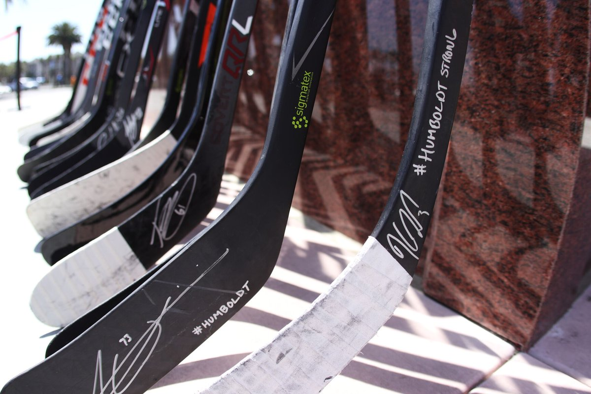 Anaheim Ducks On Twitter Reminder You Can Leave Your Stick At The