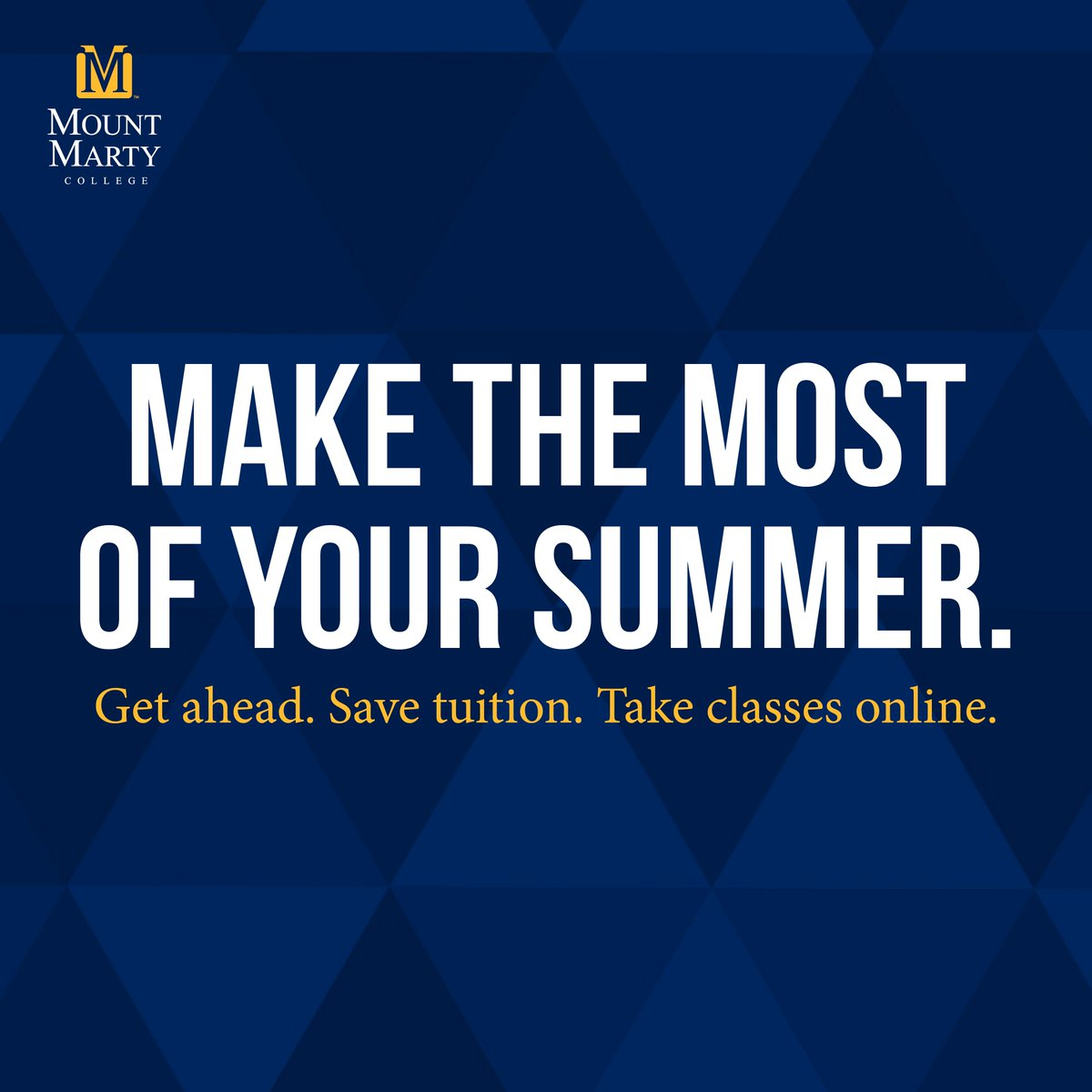 Mount Marty College >> Mount Marty College On Twitter Mmc Students Can Use Summer