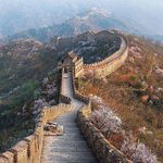 Image for the Tweet beginning: The Great Wall, #China. #travel