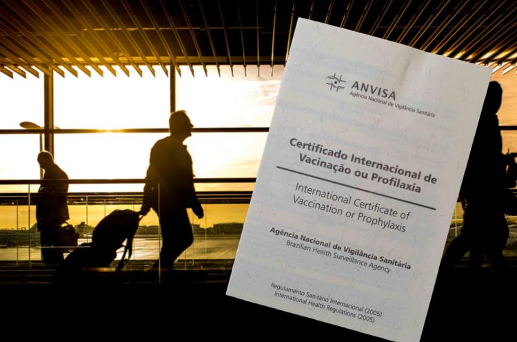 ➡@anvisa_oficial lança ferramenta para acelerar emissão do certificado de vacinação. Nova plataforma moderniza cadastro de turistas que precisam do documento para viajar ao exterior. Confira! https://t.co/C2zzE0GAhh ✈