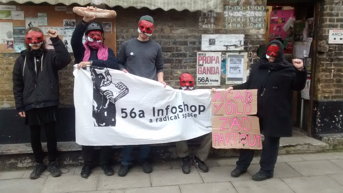 A little ZAD solidarity photo from the 56a collective. #ZAD #NDDL + An action coming up in London: facebook.com/events/4251655… @ZAD_NDDL @UR_Ninja