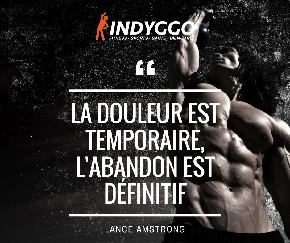 Indyggo France A Twitter La Douleur Est Temporaire L