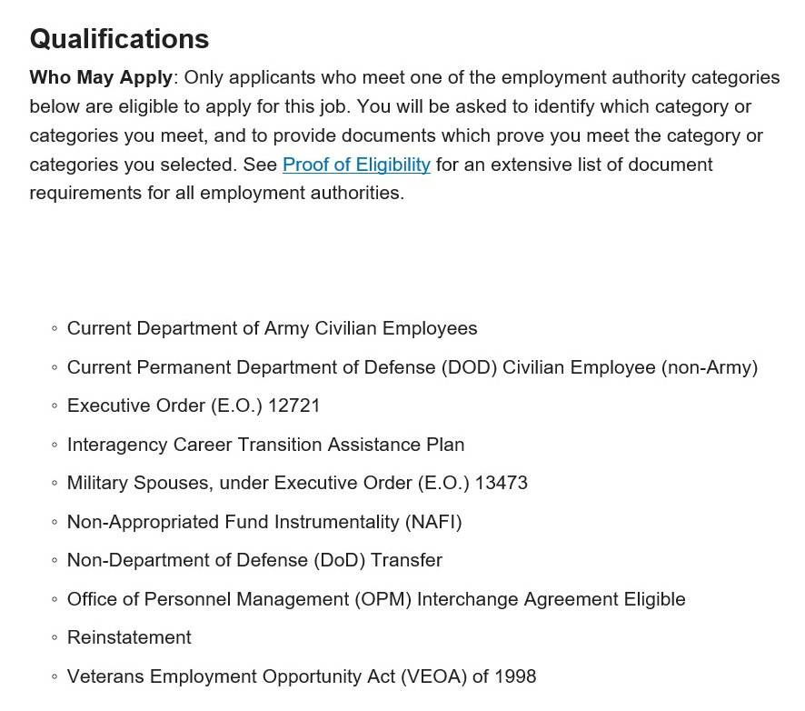 Usace Albuquerque On Twitter Usace Is Hiring Jobannouncement