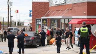 Watch: Kaysville officers who saved burning suicidal man speak to public ksl.com/?sid=46298827