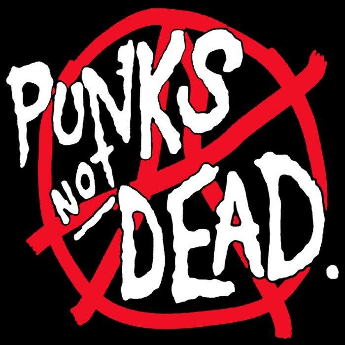 Картинки с надписями панк