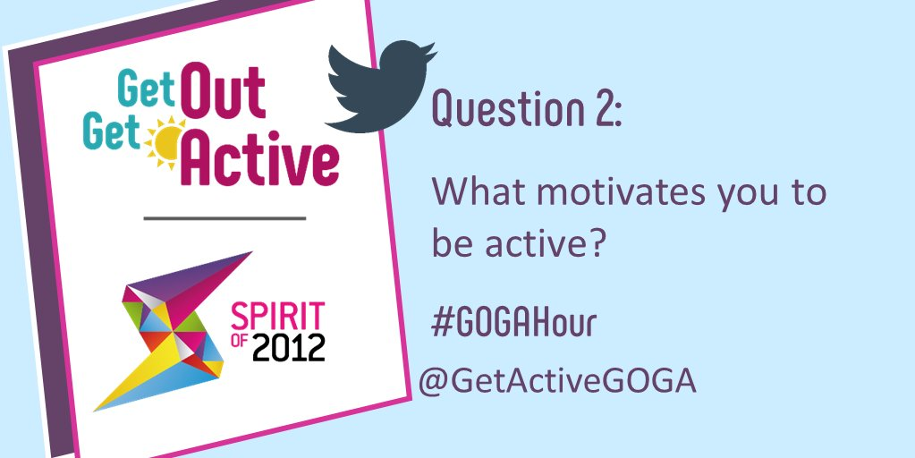 Get Out Get Active On Twitter Let S Move On To Question 2 Thanks