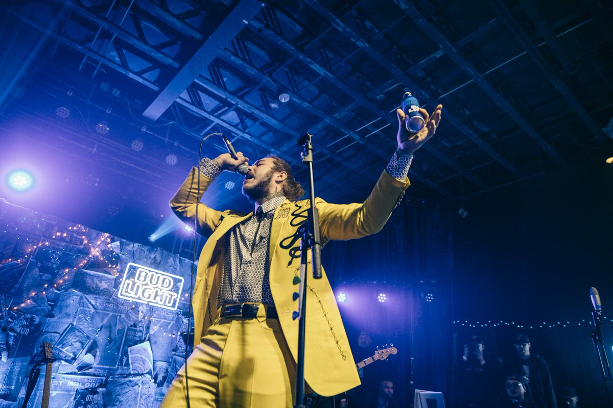 Post Malone + Bud Light: The Dive Bar Tour Show