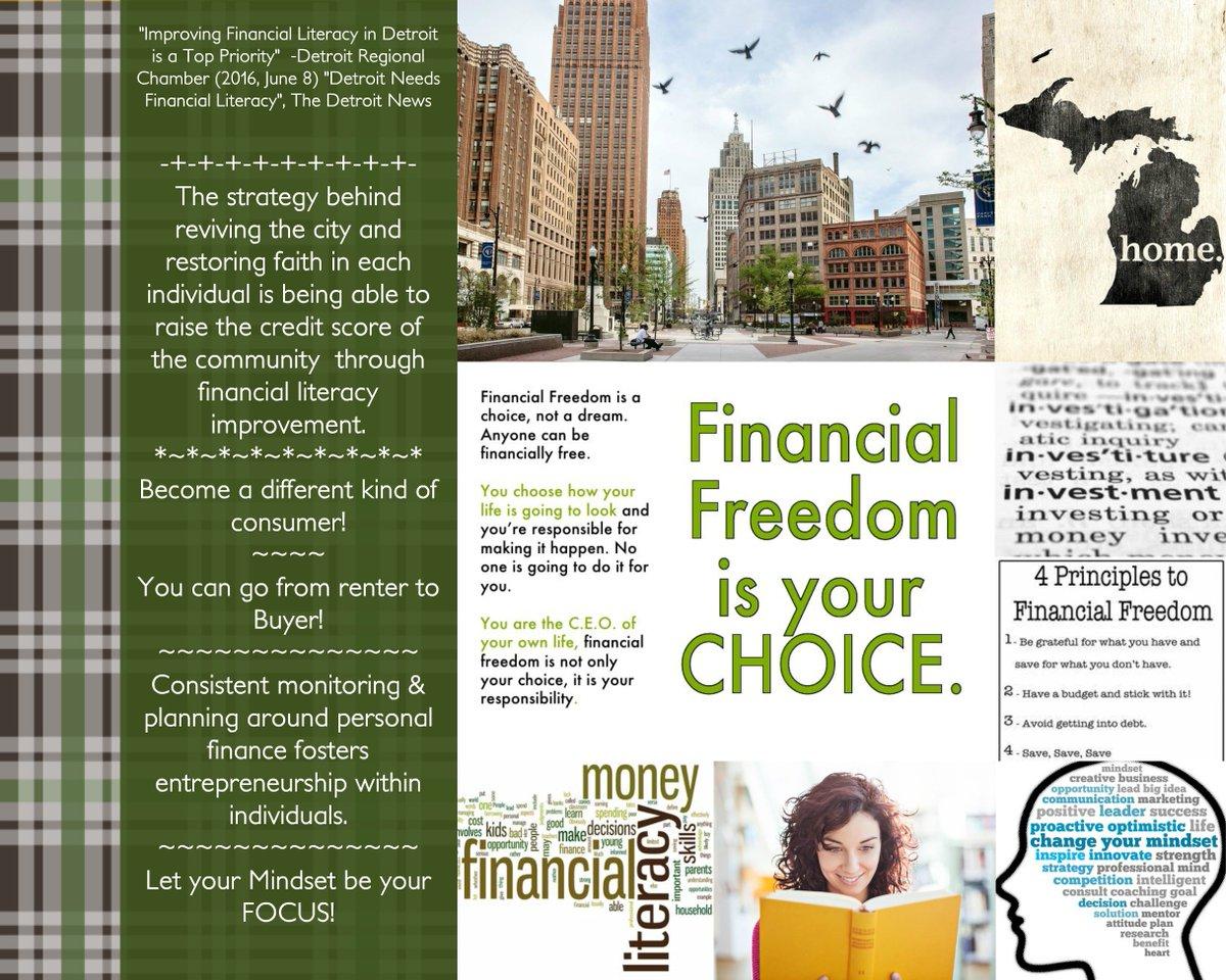 happy financial literacy month - HD1200×960