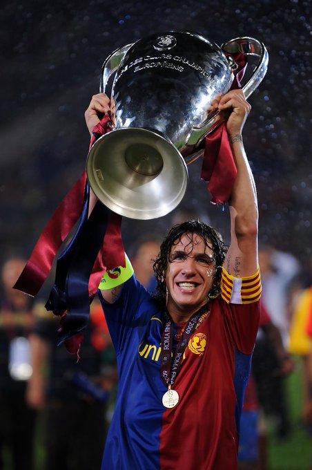 Happy birthday Carles Puyol(bornb 13.2.1978) LEGEND!