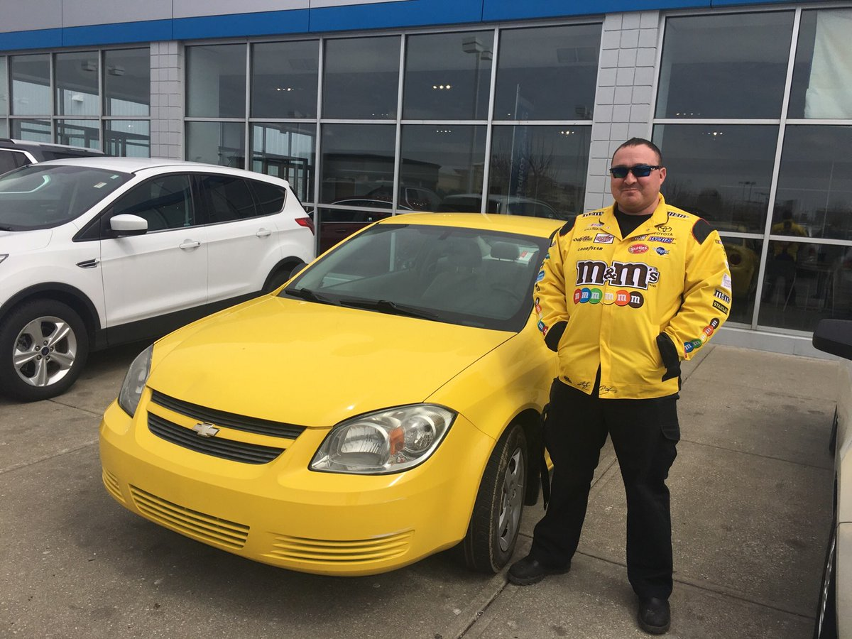 Andy Mohr Chevy >> Andy Mohr Chevrolet On Twitter A Few More Happy Customers