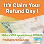 El plazo para la presentación de impuestos es 5 dias. ¿Ha programado su cita de impuestos con #FreeTaxPrepLA?