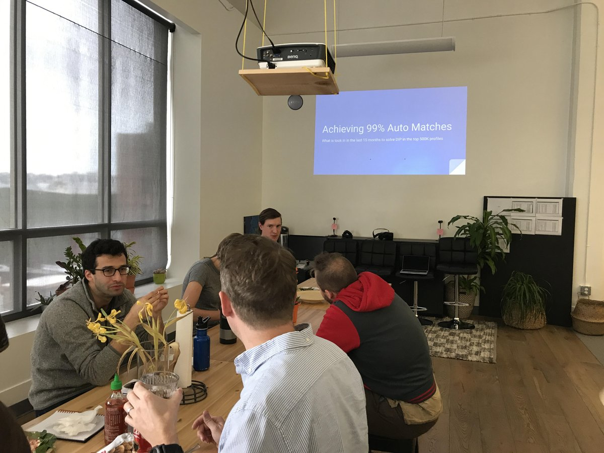 DataFox Acquired By Oracle On Twitter Lunch N Learn How Were Building Our Data Processes To Achieve 99 Auto Matches DataFoxLife ConstantLearning