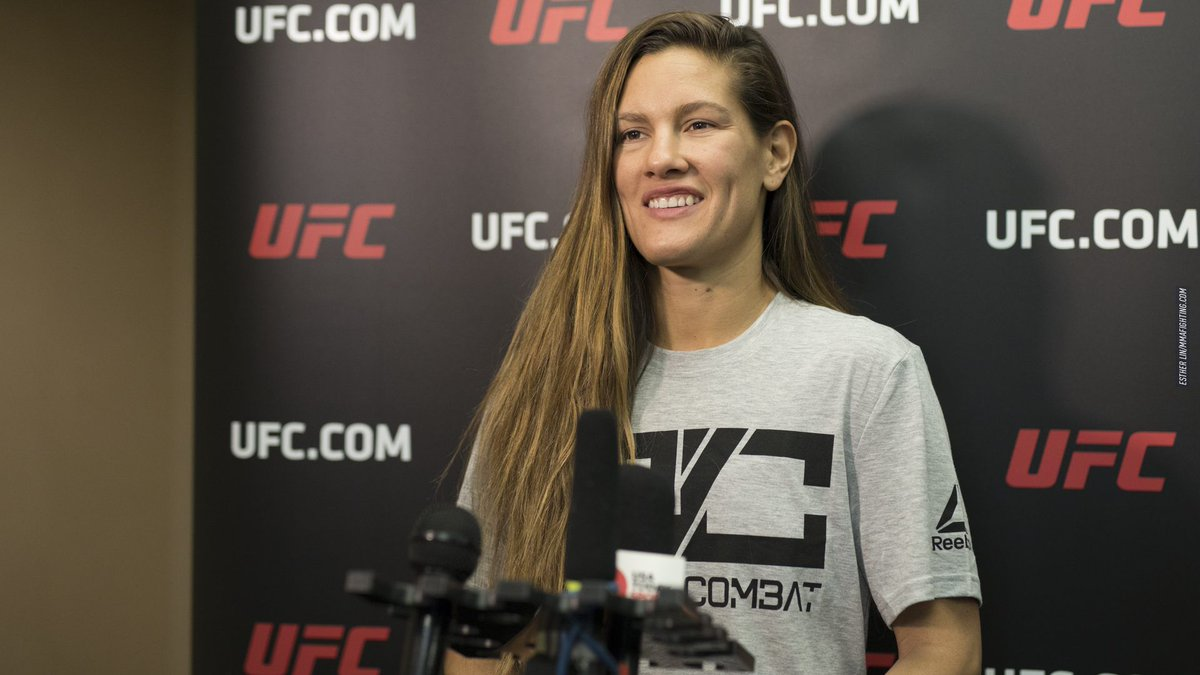 VIDEO: Cortney Casey eyeing fight with Karolina Kowalkiewicz if she beats Michelle Waterson mmafighting.com/2018/4/12/1723…