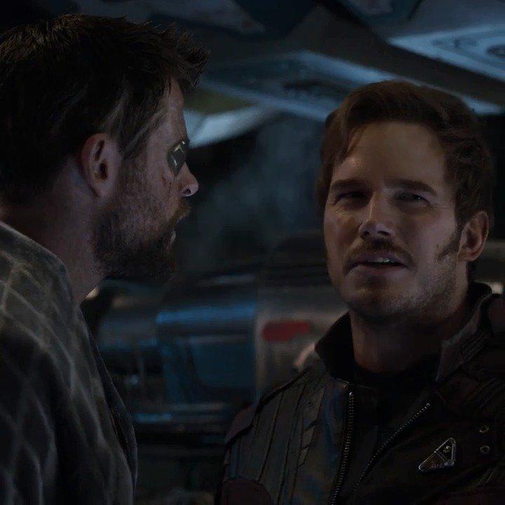 See Marvel Studios' @Avengers: #InfinityWar in theaters April 27. Get tickets now: https://t.co/BA6hpJ6Ejl https://t.co/KmQ9osppLc