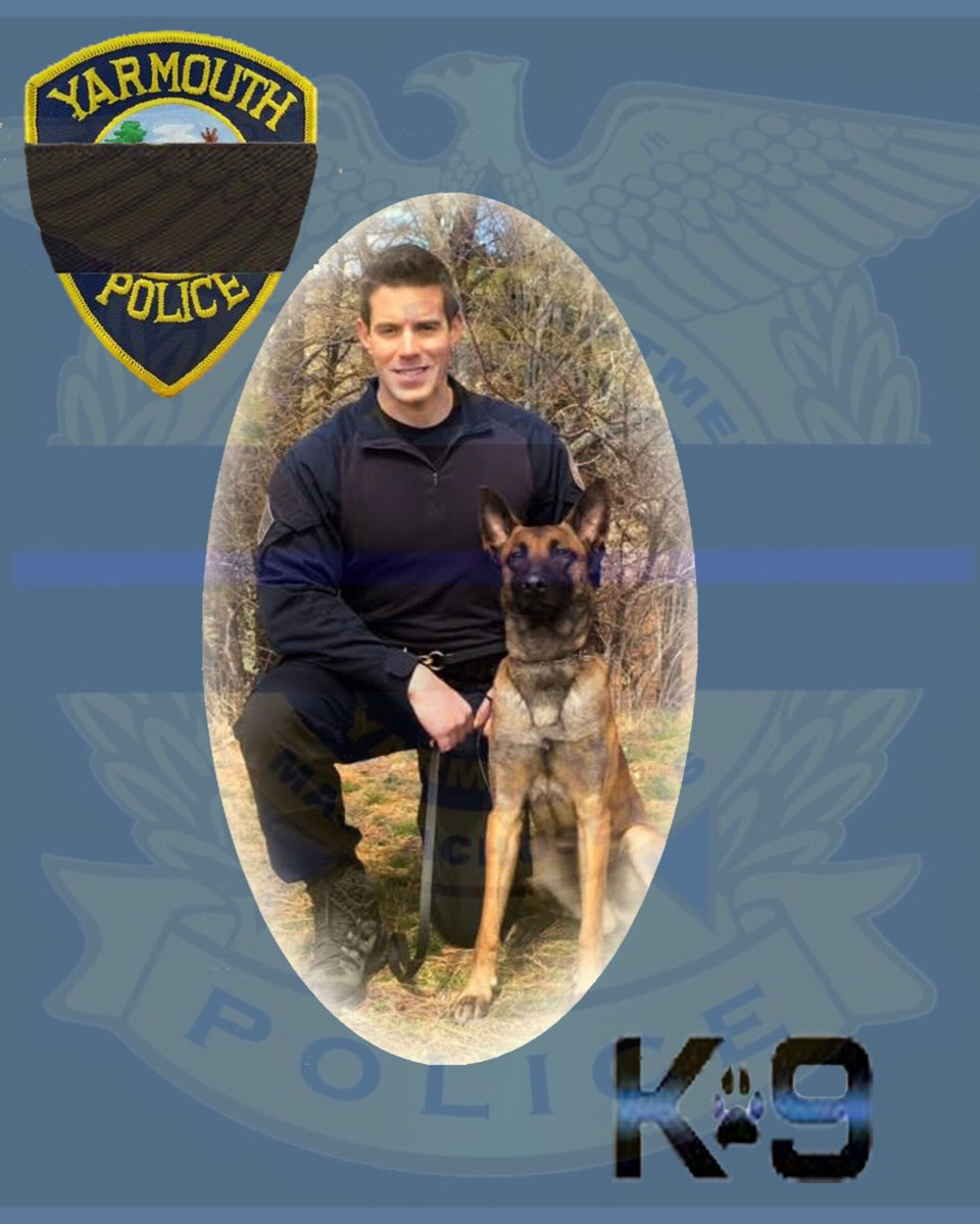 With a heavy heart 💙, our condolences go out tonight to our brothers & sisters of the  & to Officer Sean Gannon's family & friends. We are also praying tonight for the recovery of Officer Gannon's K9 partner, who was also injured in today's tragic incident.   #LODD