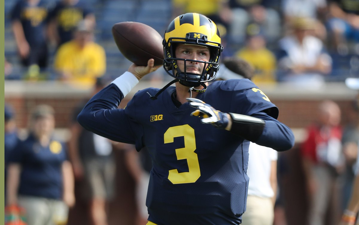 Former Michigan QB Wilton Speight announces decision to transfer to UCLA https://t.co/L5lOqfg30p