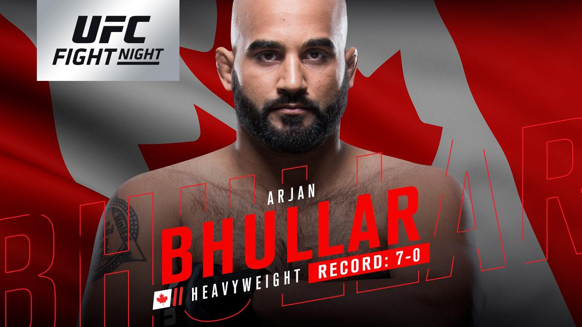 RT if youre pumped to see undefeated 🇨🇦 @TheOneASB at #UFCGlendale