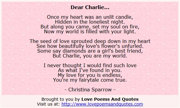 Love Poems Quotes At Lovepoemsandquo Twitter